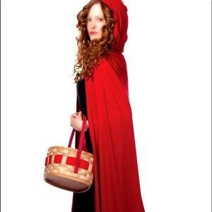 Red Riding Hood Costume ~ New Adult